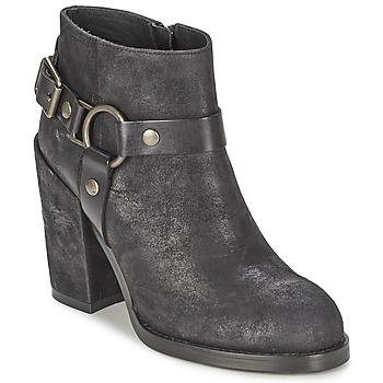 Zapatos Mujer Botines Ash FALCON Negro