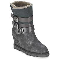 Zapatos Mujer Botines Ash YES Negro