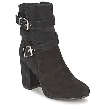 Zapatos Mujer Botines Ash FARGO Negro