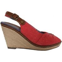 Zapatos Mujer Sandalias Refresh 62041 Rojo
