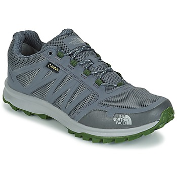 Zapatos Hombre Senderismo The North Face LITEWAVE FASTPACK GORETEX Gris