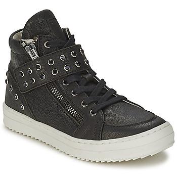 Zapatos Niña Zapatillas altas Diesel TREVOR Negro