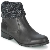 Zapatos Mujer Botas de caña baja Mellow Yellow RAY Negro