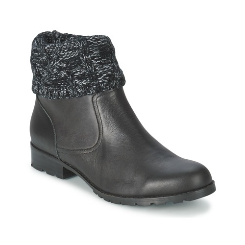 Venta de liquidación de temporada Zapatos especiales Mellow Yellow RAY Negro