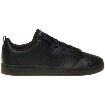 Zapatos Niño Zapatillas bajas adidas Originals VS Advantage Clean Negro