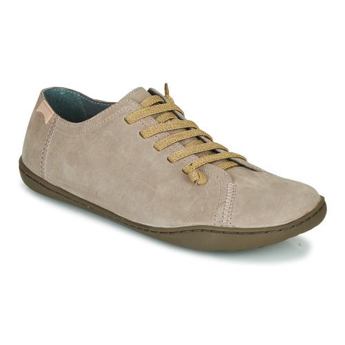 Zapatos Mujer Derbie Camper PEU CAMI Gris
