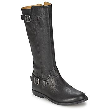 Zapatos Niña Botas urbanas Start Rite GALLOP Negro