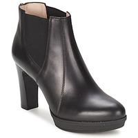 Zapatos Mujer Botines Unisa MIJAL Negro