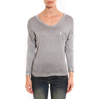 textil Mujer Jerséis Barcelona Moda Pull See You Again Gris Gris