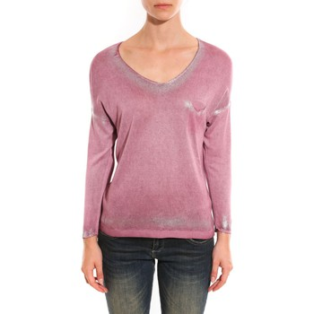 textil Mujer Jerséis Barcelona Moda Pull See You Again Rose Rosa
