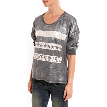 textil Mujer Jerséis Dress Code Pull Mooiki Gris Gris