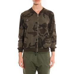 textil Mujer cazadoras Sweet Company Veste militaire Miss Carla Verde
