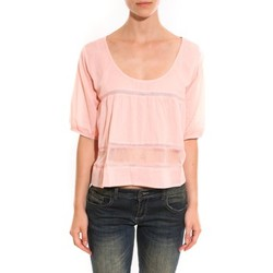 textil Mujer Tops / Blusas Lara Ethnics Top Wendy Rose Rosa