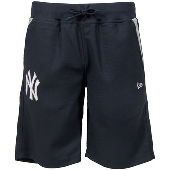 textil Hombre Shorts / Bermudas New Era MLB New York Yankees Short Diamond Era Azul