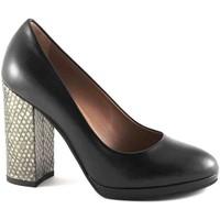 Zapatos Mujer Zapatos de tacón Les Venues LES-6800-NE Nero
