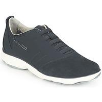 Zapatos Hombre Zapatillas bajas Geox NEBULA Azul