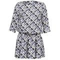 textil Mujer vestidos cortos Manoush MOSAIQUE Gris / Negro