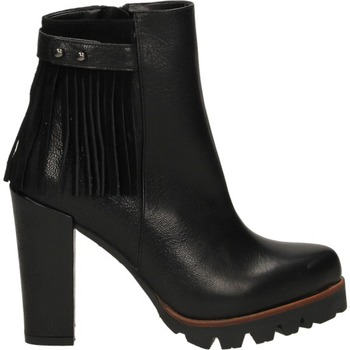 Zapatos Mujer Low boots Albano CAPRA Negro