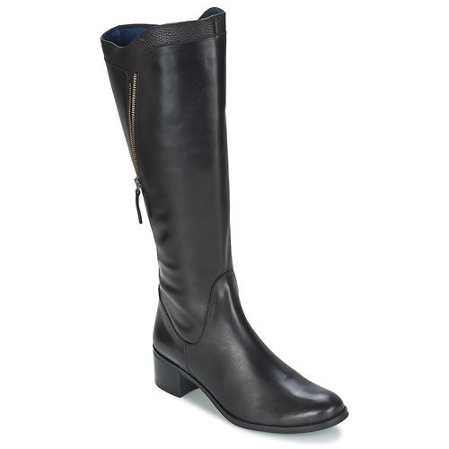 Zapatos Mujer Botas urbanas PintoDiBlu CARTIL Negro