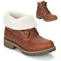 Zapatos Hombre Botas de caña baja Timberland ROLL TOP L/F AF Marrón