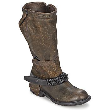 Zapatos Mujer Botas urbanas Airstep / A.S.98 RINETTE Marrón