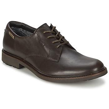 Zapatos Hombre Derbie Aigle BRITTEN GTX Marrón