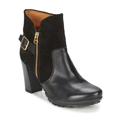 Zapatos Mujer Botines Hispanitas ARIZONA Negro