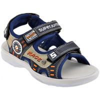 Zapatos Niño Sandalias Super Jump  Azul