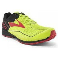 Zapatos Hombre Running / trail Brooks Brothers MAZAMA TRAIL AMARILLO