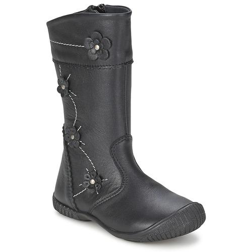 Citrouille et Compagnie AMATIS Negro - Envío gratis | ! - Zapatos Botas urbanas Nino