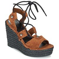 Zapatos Mujer Sandalias Sonia Rykiel 622908 Tabaco