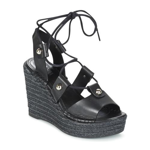 Los zapatos más populares para hombres y mujeres Zapatos especiales Sonia Rykiel 622908 Negro