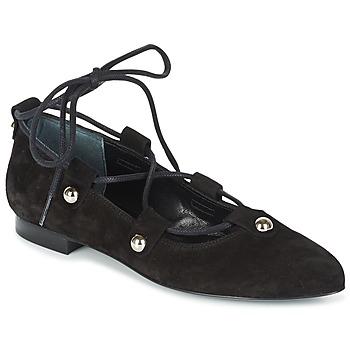 Zapatos Mujer Bailarinas-manoletinas Sonia Rykiel 622107 Negro
