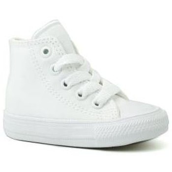 Zapatos Niño Zapatillas altas Converse Inf All Star Ii Hi blanco blanco
