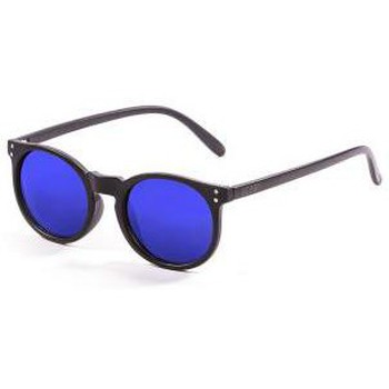 Gafas de sol Ocean Glasses Lizard marron-choco-y-azul