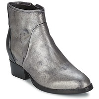 Zapatos Mujer Botines Catarina Martins METAL DAVE Plateado