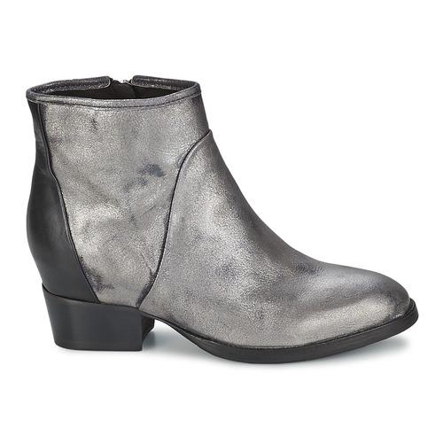 Zapatos promocionales Catarina Martins METAL DAVE Plateado  Zapatos casuales salvajes