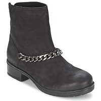 Zapatos Mujer Botas de caña baja Redskins LEPICA Negro