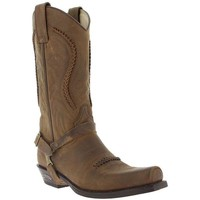 Zapatos Hombre Botas urbanas Sendra boots 3434 marron-mad-dog-tang marron-mad-dog-tang