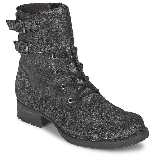 Zapatos Mujer Botas de caña baja One Step IDAN Plata