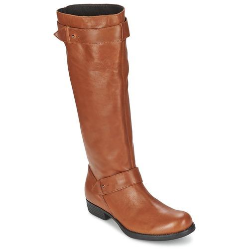 Zapatos Mujer Botas urbanas One Step IANNI Caramelo