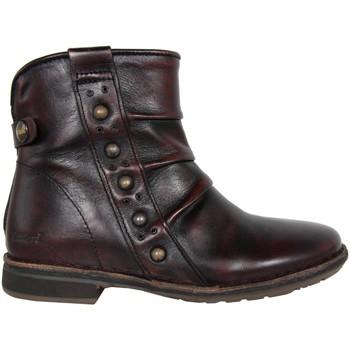 Zapatos Mujer Botines Kickers 440781-30 GROOVINGS Rojo