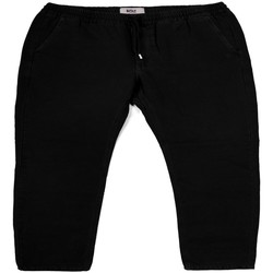 textil pantalones chinos Lightning Bolt L.BOLT Pull up Canvas Pant Moonless night Negro
