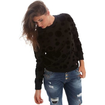 textil Mujer jerséis Y Not? Y17AI116 Sudadera Mujeres Negro Negro