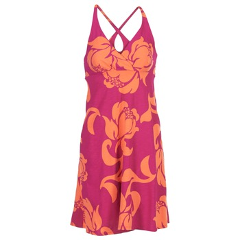 textil Mujer vestidos cortos Patagonia AMBER Rosa / Coral