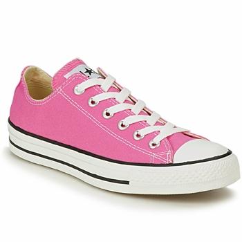 Zapatos Mujer Zapatillas bajas Converse All Star OX Rosa