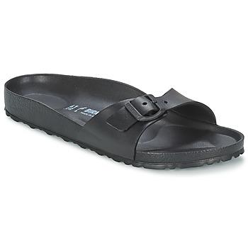 Zapatos Mujer Zuecos (Mules) Birkenstock MADRID EVA Negro