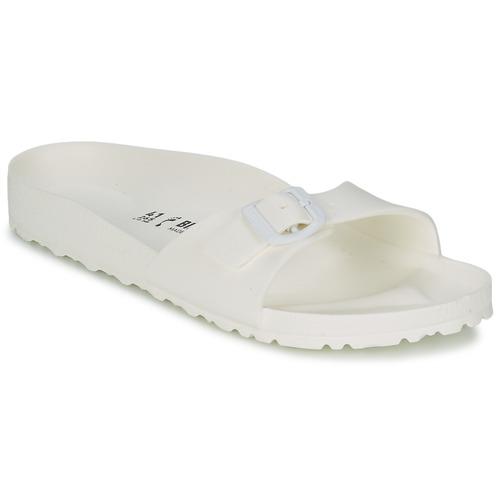 Birkenstock MADRID EVA Blanco - Envío gratis | ! - Zapatos Zuecos (Mules) Mujer