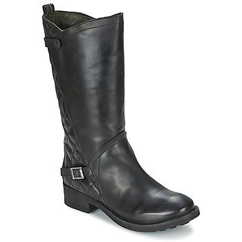 Zapatos Mujer Botas urbanas Barbour HARLEY Negro