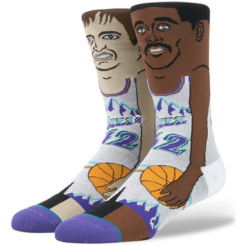 Accesorios Calcetines Stance NBA Legends  J. Stockton / K. Malone Marrón